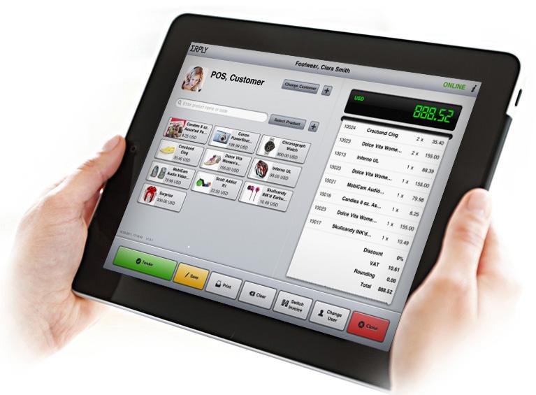 จัดการร้านอาหารให้ทันใจลูกค้าต้องใช้ระบบPOS